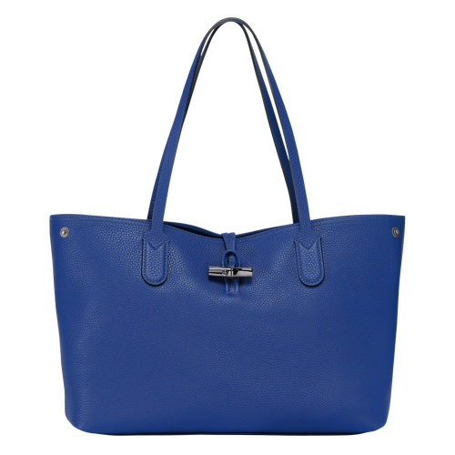 View 1 of Essential Tote bag M, Cobalt, hi-res