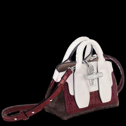 Top handle bag XS, Ebony - View 3 of 5 -