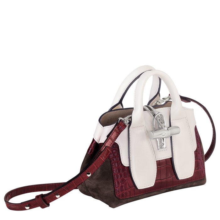 Top handle bag XS, Ebony - View 3 of 5 - zoom in