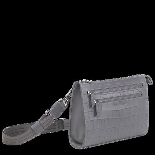 Cross body bag, Grey, hi-res - View 2 of 3