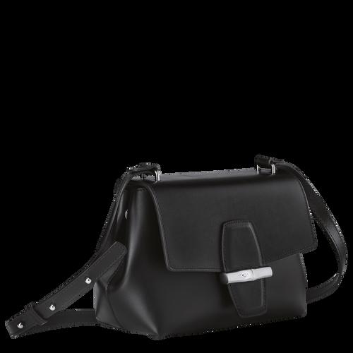 Crossbody bag, Black/Ebony - View 3 of  4 -