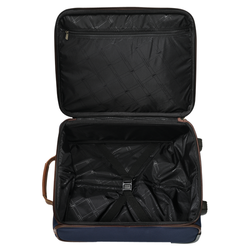 Koffer voor handbagage, Blauw - Weergave 3 van  3 -
