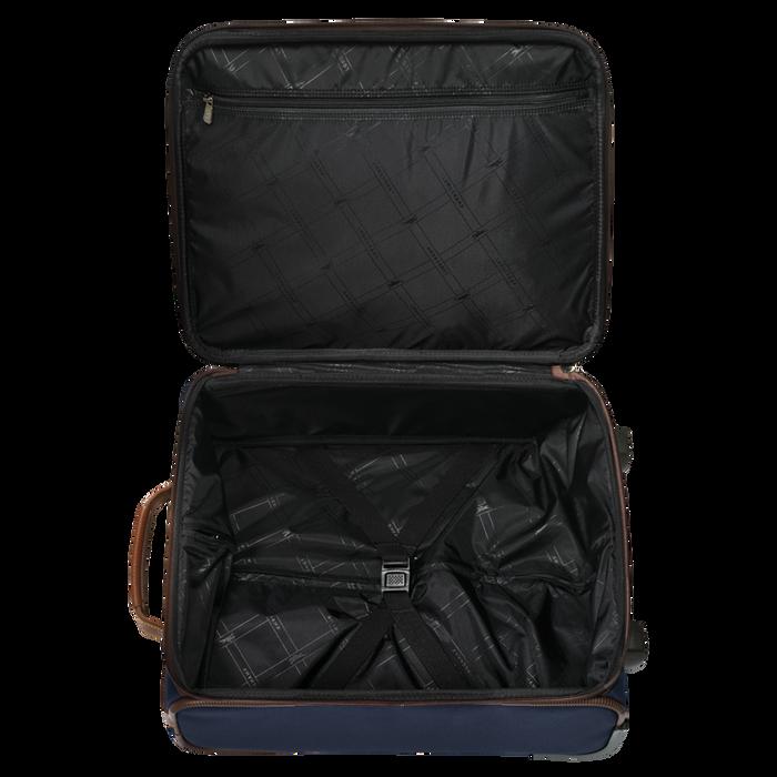 Koffer voor handbagage, Blauw - Weergave 3 van  3 - Meer inzoomen.