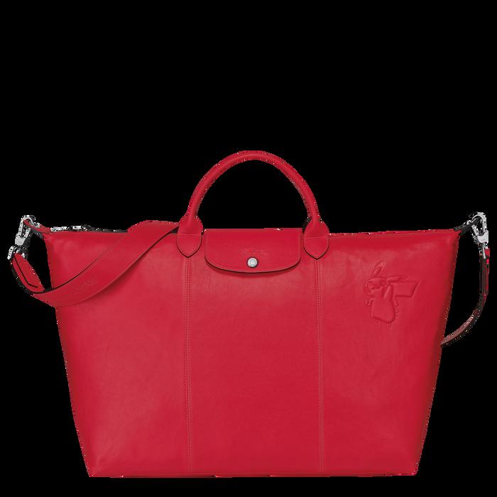Reisetasche L, Rot - Ansicht 1 von 3 - Zoom vergrößern