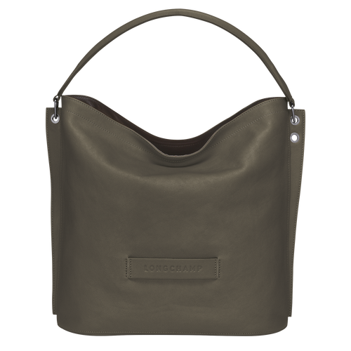 Longchamp 3D Sac porté épaule, Kaki