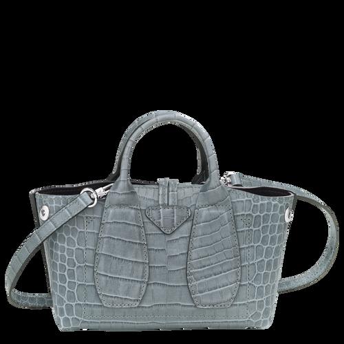 Top handle bag XS, Sage - View 4 of  4 -