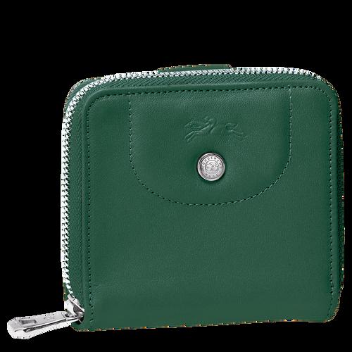 057cd9900c Compact wallet Le Pliage Cuir   Longchamp GB