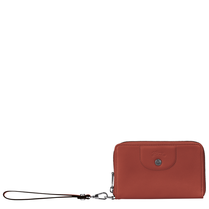 Compact wallet, Sienna - View 1 of  2 - zoom in