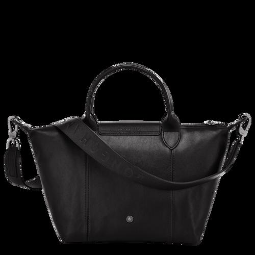 Top handle bag S, Black/Ebony - View 3 of  4 -