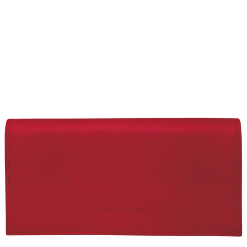 Long continental wallet, Red - View 1 of  2 -