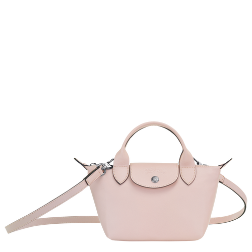 Top handle bag XS, Pale Pink - View 1 of  5 -