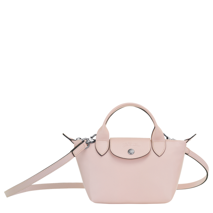 Top handle bag XS, Pale Pink - View 1 of  5 - zoom in