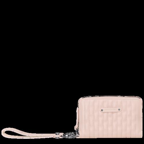 小型錢包, 玫瑰粉色, hi-res - View 1 of 2
