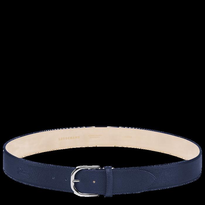 Le Pliage Néo Ladies' belt, Navy