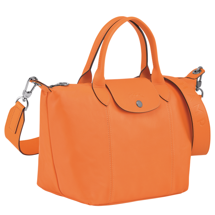 Tas met handgreep aan de bovenkant, Oranje, hi-res - View 2 of 3