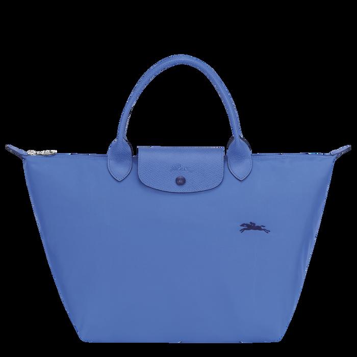 Le Pliage Club Handtasche M, Blau