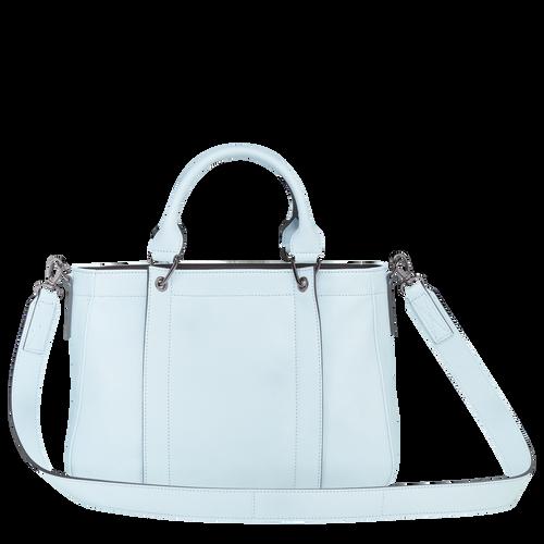 Top handle bag S, Cloud Blue, hi-res - View 3 of 3