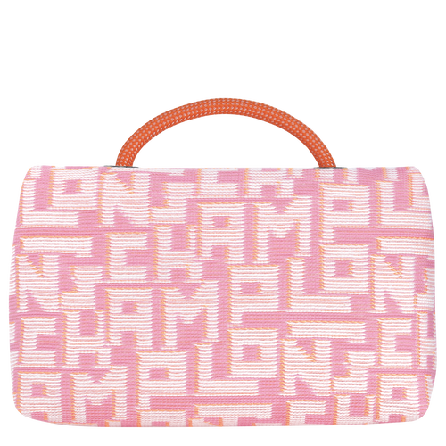 Cosmetic case, Pink, hi-res - View 3 of 3