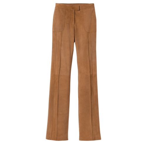 Fall-Winter 2021 Collection Trousers, Honey