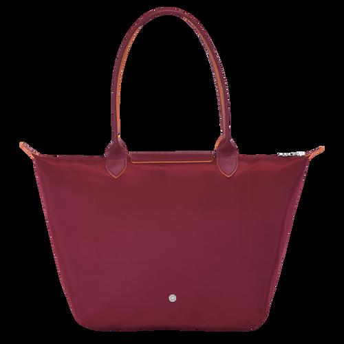 Shoulder bag L, Garnet Red - View 3 of  6 -