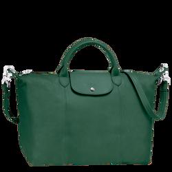 Handtas L, D91 Emerald, hi-res