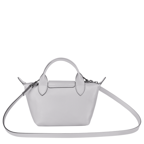 Top handle bag, Grey, hi-res - View 3 of 3