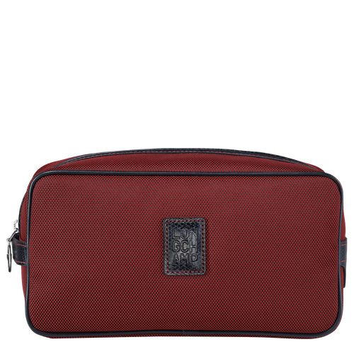 Toiletry case, Red lacquer - View 1 of  3 -