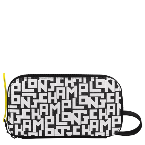 Le Pliage LGP Travel companion, Black/White