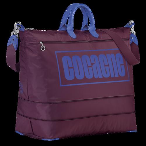 Travel bag, Mahogany - View 2 of 4 -