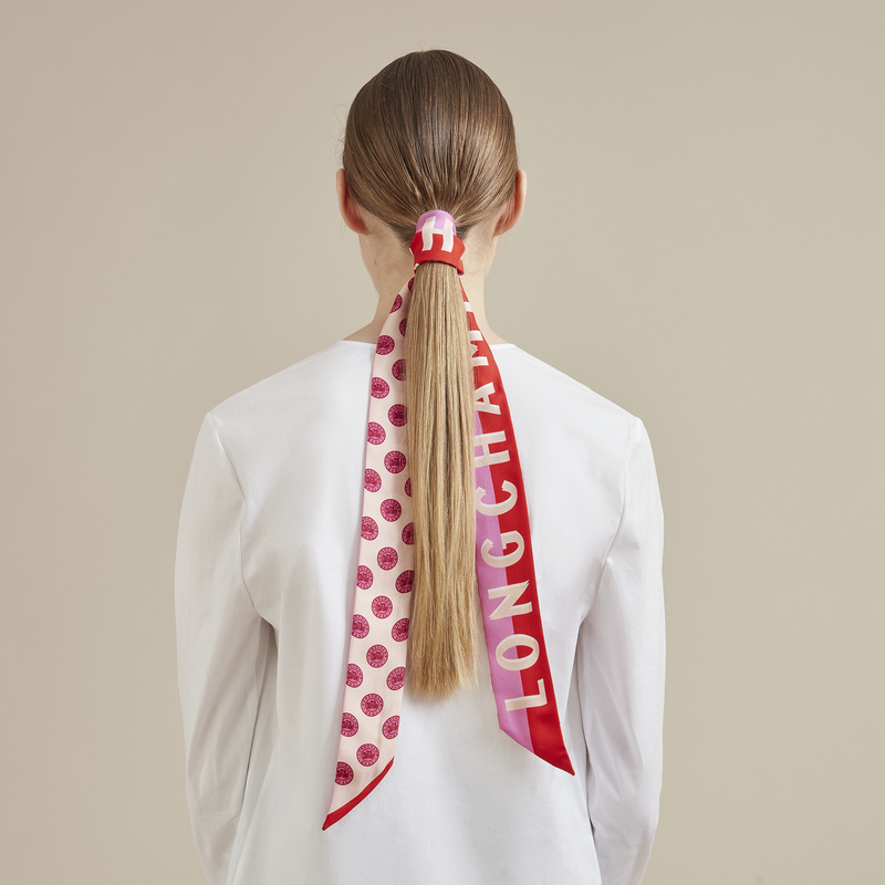 Fall-Winter 2021 Collection Silk ribbon, Thunderstorm