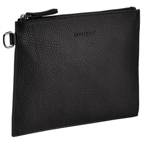 Pouch, Black - View 2 of  3 -