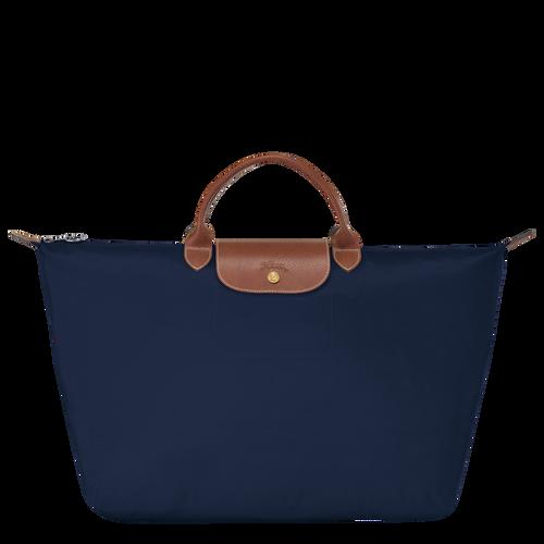 Bolsa de viaje L, Azul Oscuro - Vista 1 de 5 -