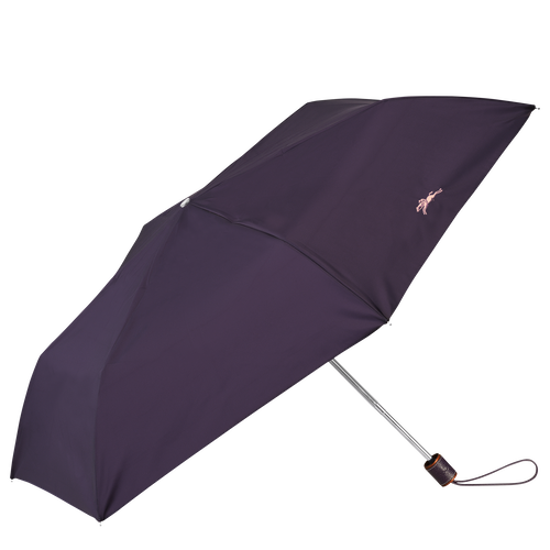 Retractable umbrella, Bilberry - View 1 of  1 -