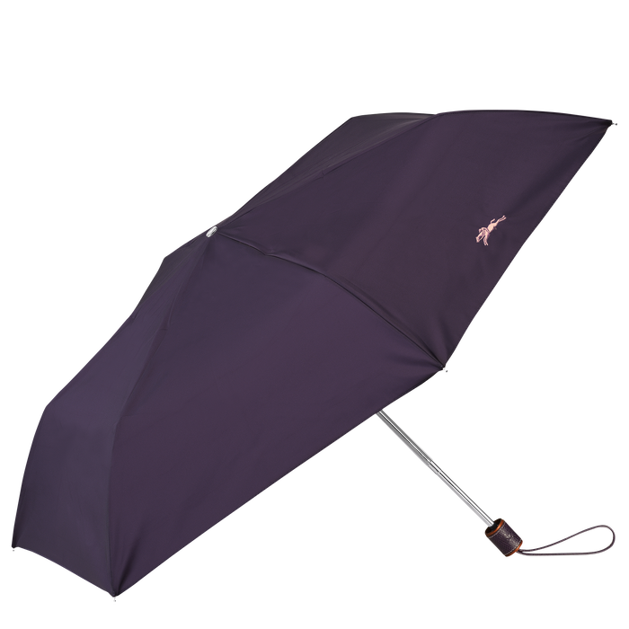 Retractable umbrella, Bilberry - View 1 of  1 - zoom in