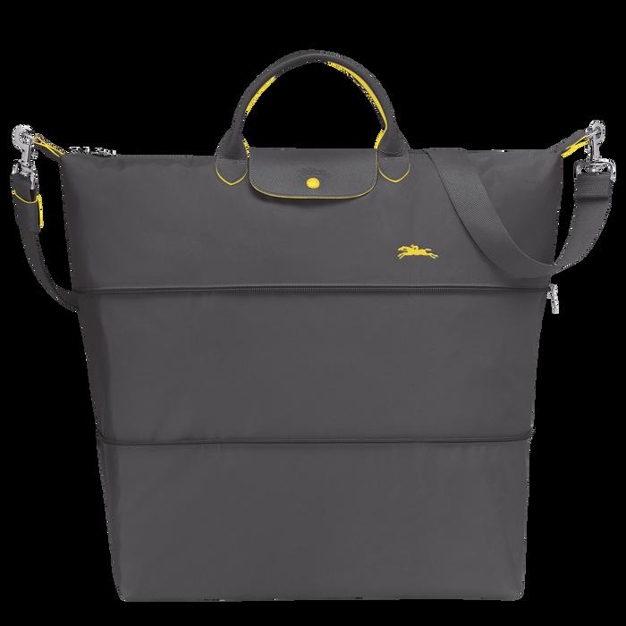 Reisetasche, Metallgrau - Ansicht 1 von 4 - Zoom vergrößern