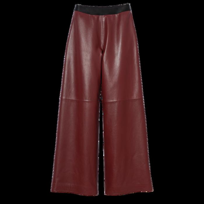 Pantalon, Acajou - Vue 1 de 1 - agrandir le zoom
