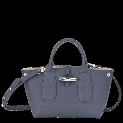 Top handle bag S, Pilot blue, hi-res - View 2 of 4