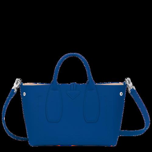 Roseau Handtasche M, Blau
