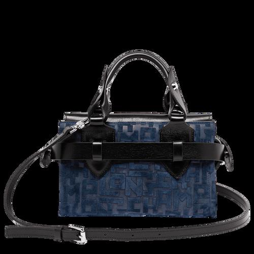 Kleine handtas, Marineblauw, hi-res - View 3 of 3