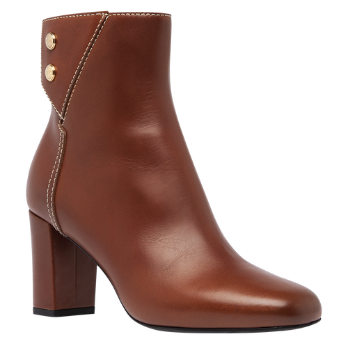 Ankle boots, Cognac - View 2 of  2 -