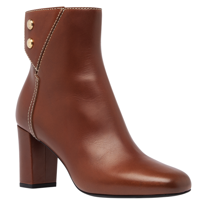 Ankle boots, Cognac - View 2 of  2 - zoom in