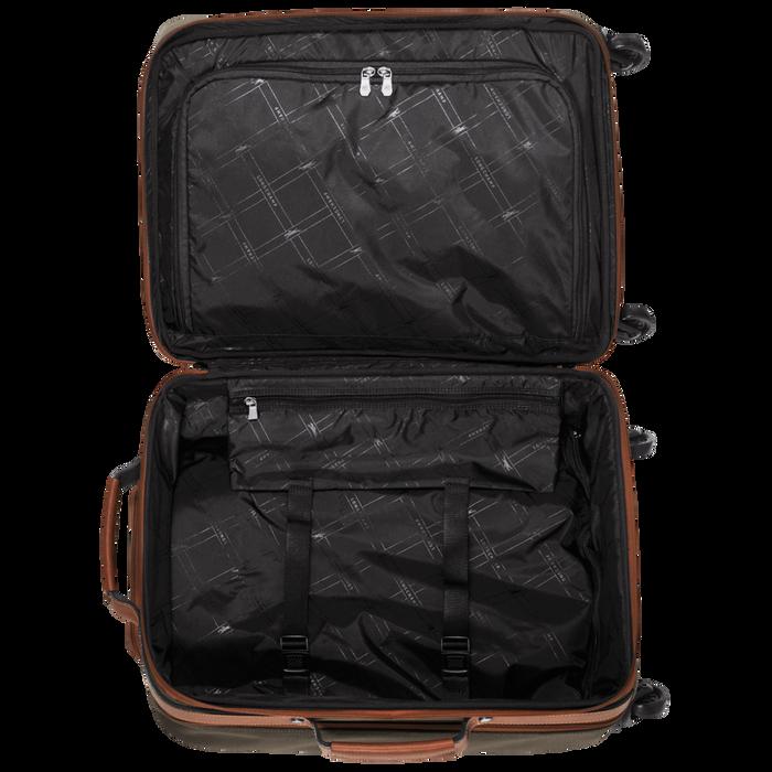 Valise cabine, Brun - Vue 3 de 3 - agrandir le zoom