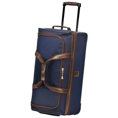 Wheeled travel bag M, 127 Blue, hi-res