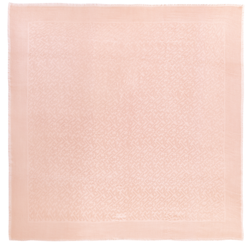 Spring-Summer 2021 Collection Ladies' stole, Pale Pink