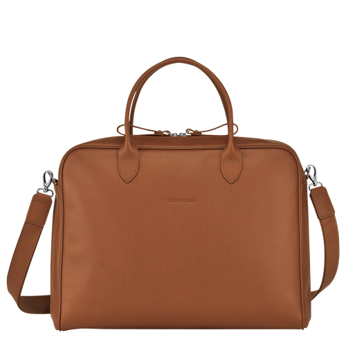 Briefcase M, Caramel, hi-res - View 1 of 3