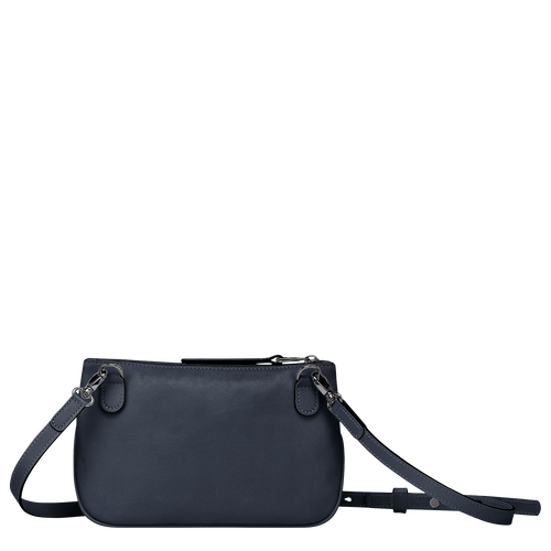 Crossbody bag, Midnight blue, hi-res - View 3 of 3