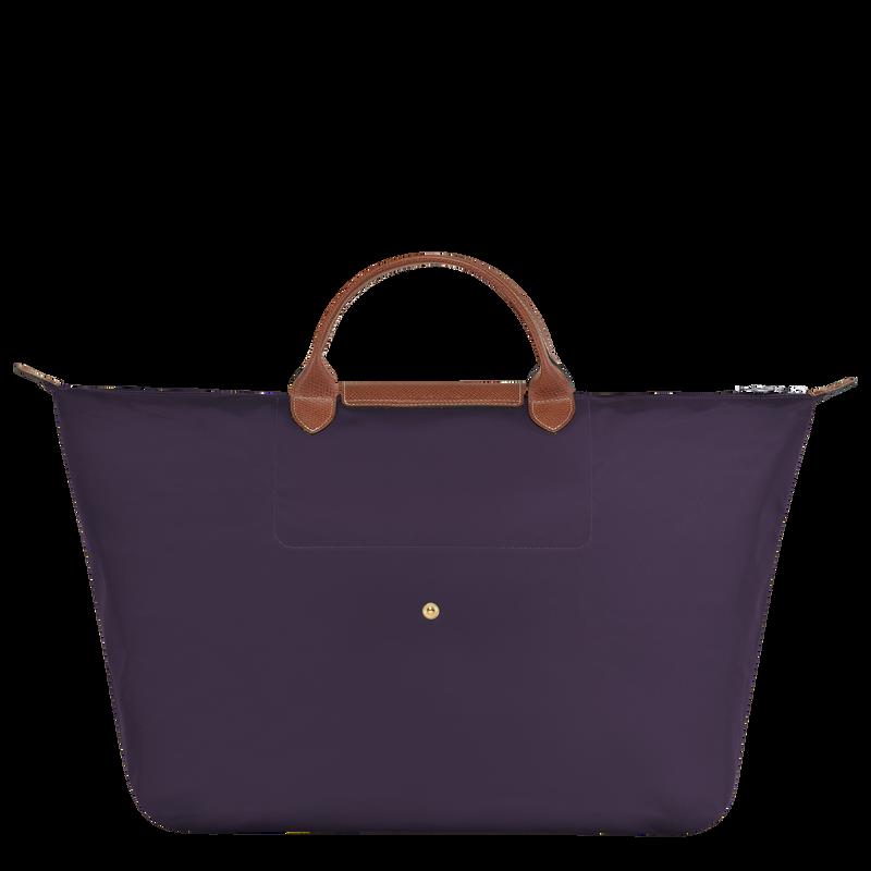 Le Pliage Travel bag L, Bilberry