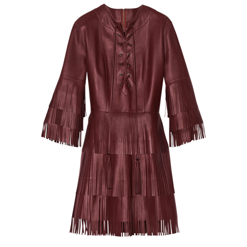 Kleid, 009 Bordeaux, hi-res