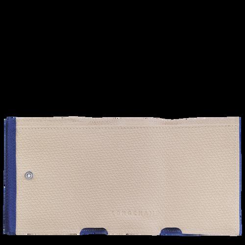 Roseau Portafoglio compatto,  Blu