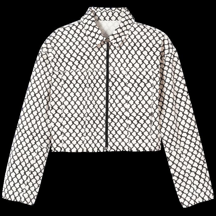 Spring-Summer 2021 Collection Short jacket, Black